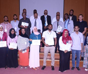 كلية علوم الحاسوب تنظم أول مؤتمر للدراسات العليا